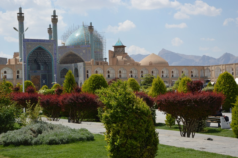 Mosquée-du-Chah-Isfahan