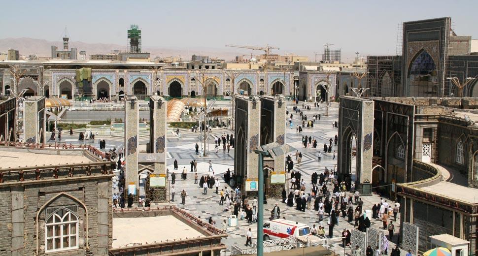 J 3 : Mashhad
