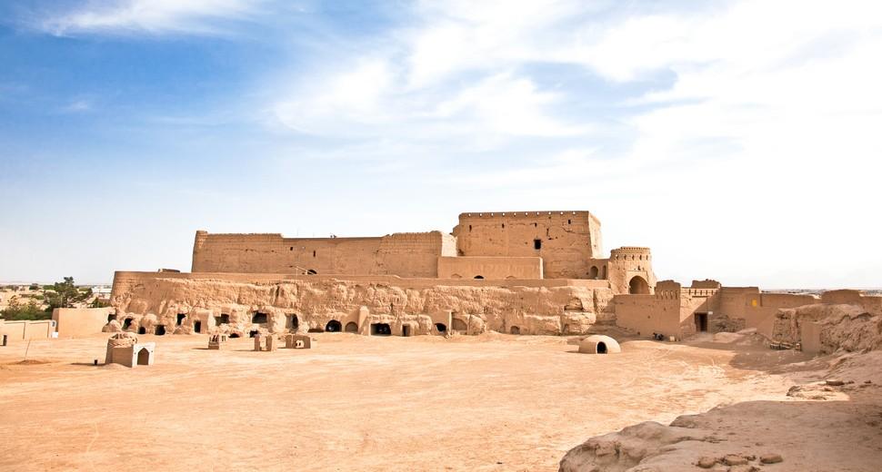 Narin Castle ,Meybod, Iran
