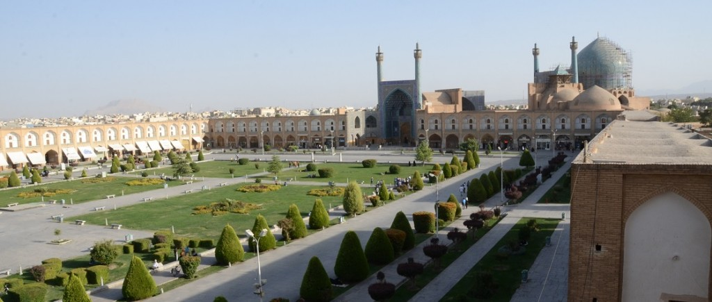 J7 & 8 : Visite d' Ispahan