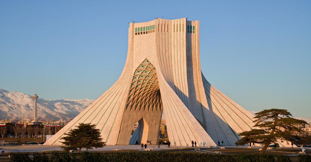 J 10 & 11 : Téhéran