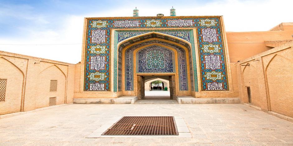 J 4 : Route vers Yazd