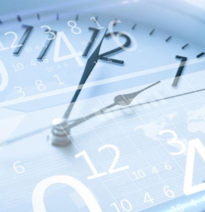 Décalage horaire & Téléphone