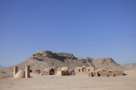 Désert Iran